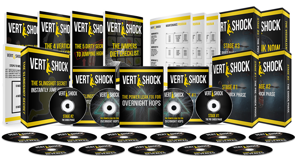 all products1a - Vertical Bounce Coaching: Vert Shock