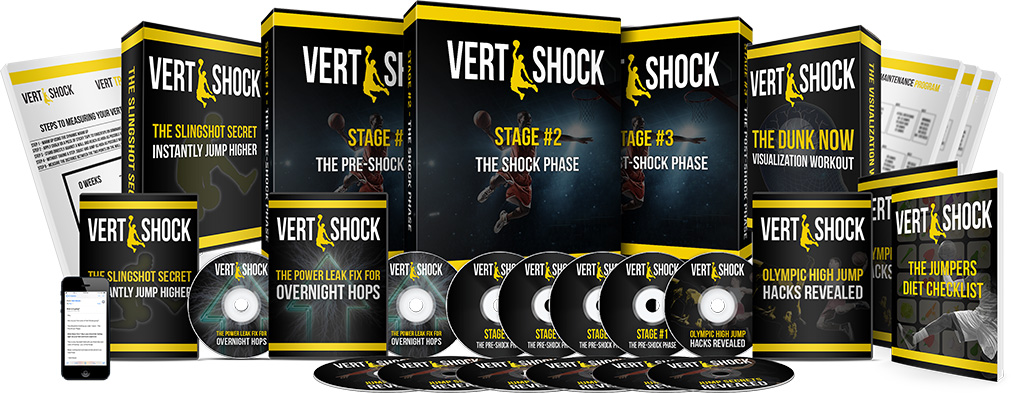 all products1b - Vertical Bounce Coaching: Vert Shock