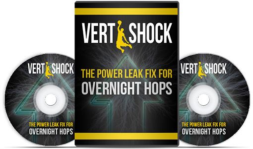 bb6 - Vertical Bounce Coaching: Vert Shock