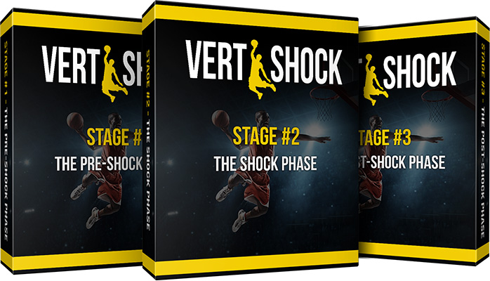 group1 - Vertical Bounce Coaching: Vert Shock