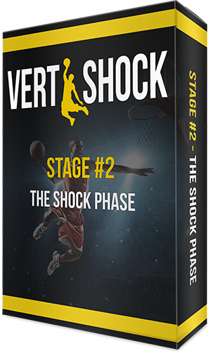 phase 2 - Vertical Bounce Coaching: Vert Shock