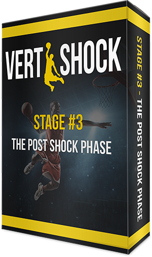 phase 3 - Vertical Bounce Coaching: Vert Shock
